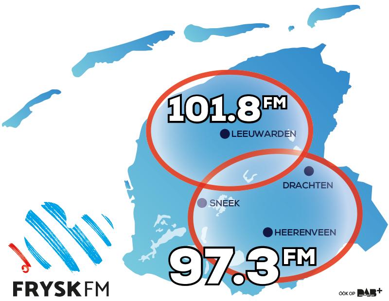 Frysk FM - Radio út it hert fan Fryslân